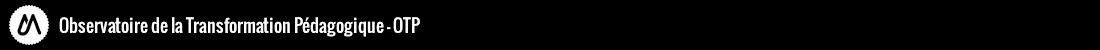 Observatoire de la transformation pédagogique Logo